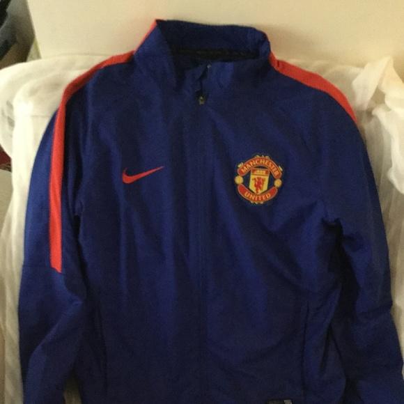 Nike Manchester United Jacket! size Med